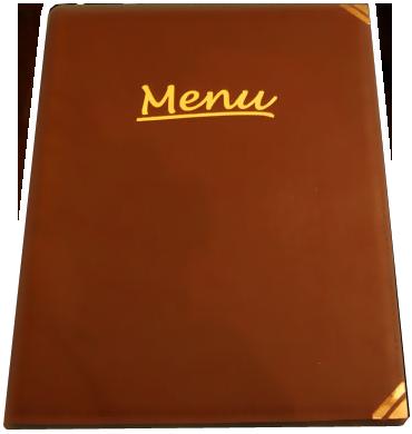 menukaart de Brugkabouter